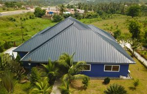 Roofing sheets in Ghana