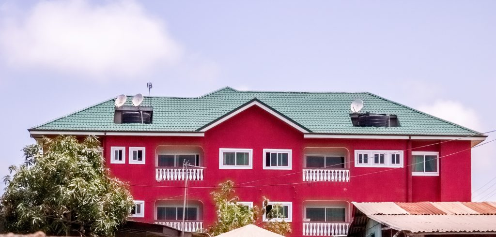 factors to consider when selecting a roofing material in ghana